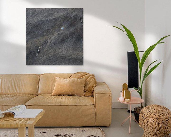 Sfeerimpressie: Vierkant zand van Jetty Boterhoek