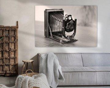 Oude camara zwart-wit von Jolanda van Eek
