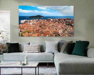 Dubrovnik and the island of Lokrum ..... van Robert Van Der Linde