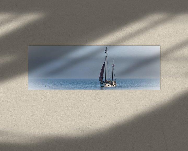 Sfeerimpressie: Waddenzee van Sybren Visser