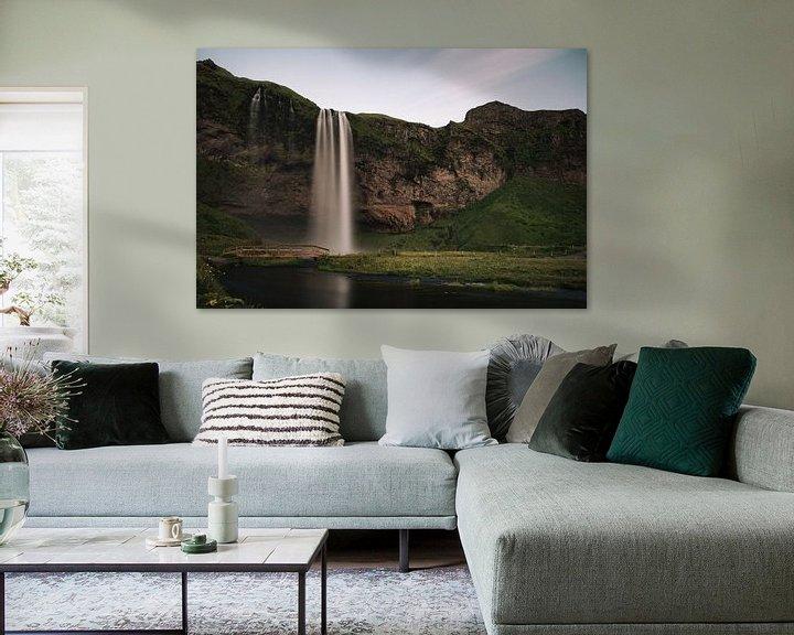 Sfeerimpressie: Waterval van Jip van Bodegom