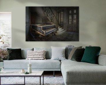 We wachten op de pianist! von Wim van de Water