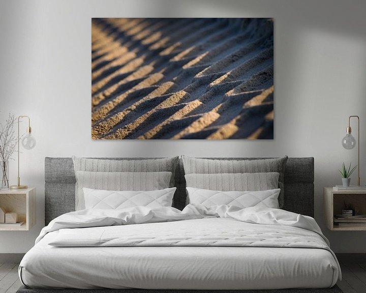 Sfeerimpressie: Zandspoor van Sybren Visser