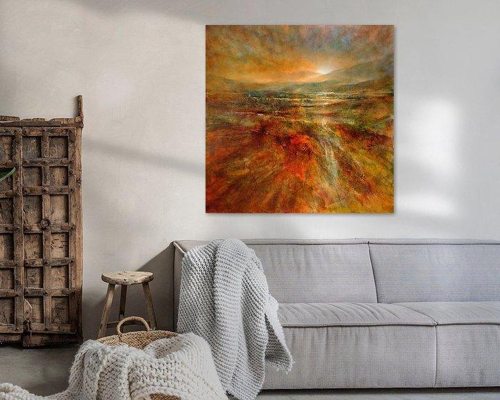 Beispiel: Sonnenaufgang von Annette Schmucker