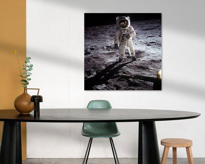 Impression: Eerste maanlanding, 1969 sur Moondancer .