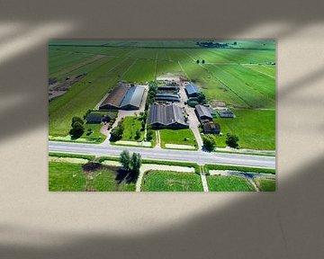 Streefkerk Middenpolderweg van Richard van Hoek