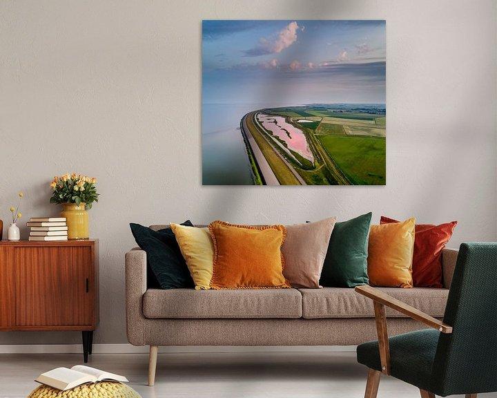 Sfeerimpressie: Roze Wagejot 2017 Texel van Texel360Fotografie Richard Heerschap