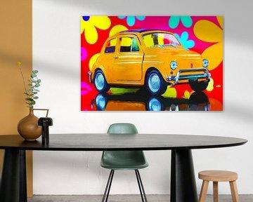 Bella Macchina 9 - Fiat 500 L von Jean-Louis Glineur alias DeVerviers