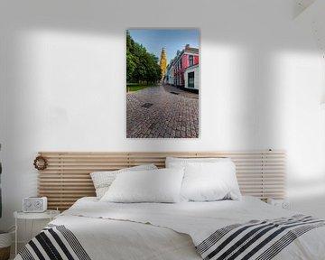 Gouden Martinitoren (poster) van Frenk Volt