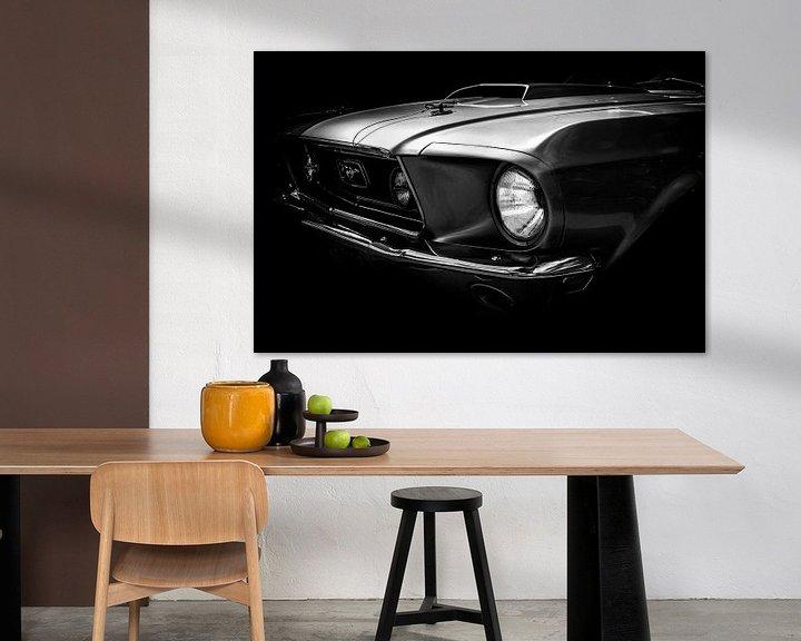 Impression: Ford Mustang sur marco de Jonge