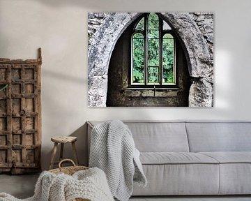 verlaten kerk Engeland van Huub van Doorn