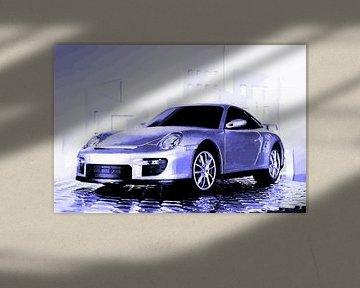 A Sexy Thing Called Porsche van Jean-Louis Glineur alias DeVerviers