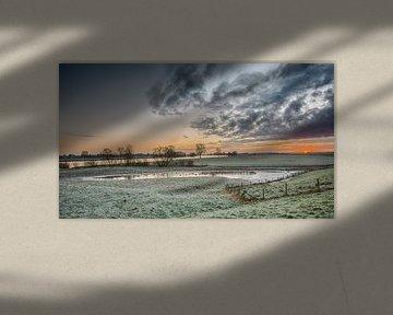 winterse maas van Jan Heijmans