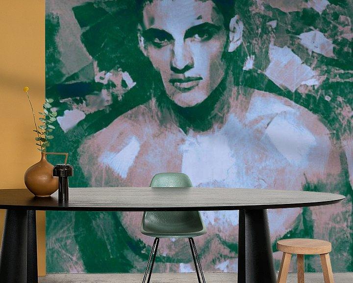 Beispiel fototapete: Just Sexy 01 Pop Art PUR von Felix von Altersheim