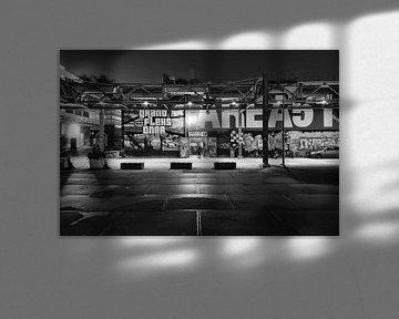 Skatepark Area 51 Eindhoven, Nederland von Alexis Breugelmans