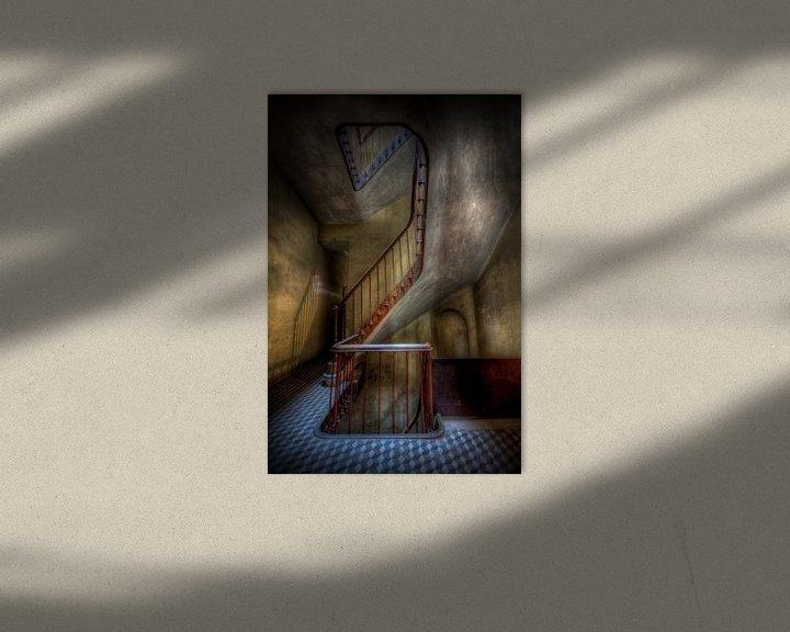 Beispiel: Urbex Stairs von Henny Reumerman