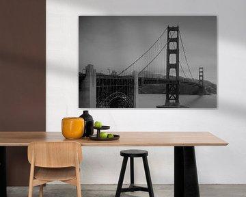 San Francisco Bridge  von Marfa