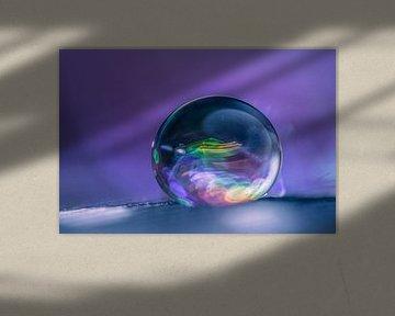 Miniscuul drupje met prisma effect von Bert Nijholt