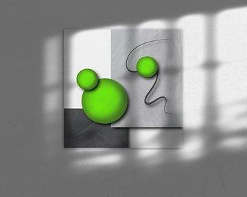 Modern art  van Gabi Siebenhühner
