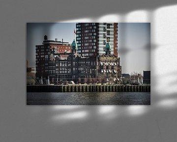 Foto van het gebouw van de Holland America Lijn von Robbert Wilbrink
