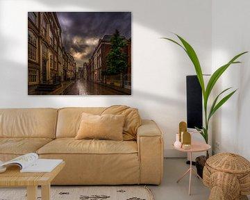 Wijnstraat Dordrecht von Rob Bout