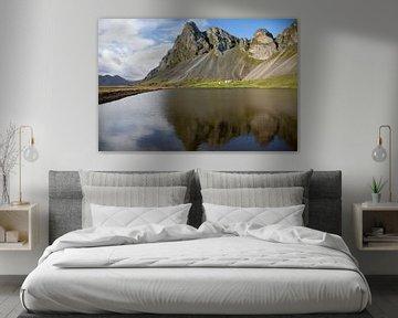 Landschap van IJsland van Menno Schaefer