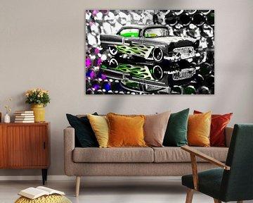 Street Cruiser - American Way Of Drive 8 By Jean-louis Glineur