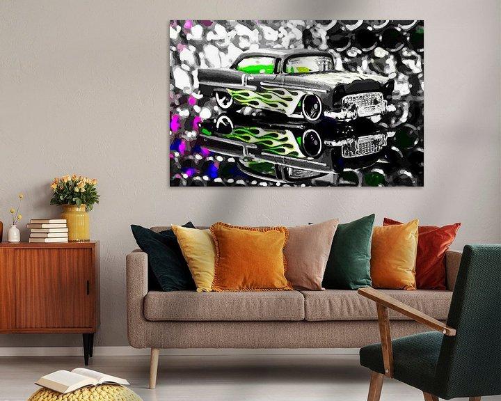 Beispiel: Street Cruiser - American Way Of Drive 8 By Jean-louis Glineur von Jean-Louis Glineur alias DeVerviers