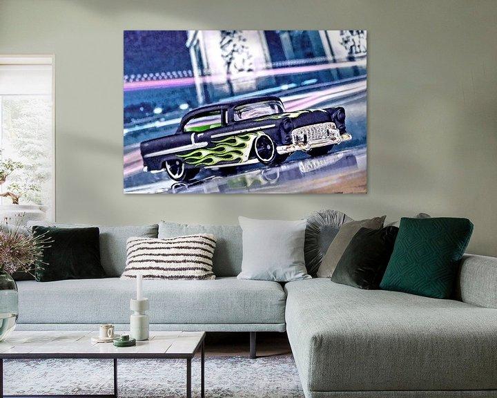 Beispiel: Street Cruiser - American Way Of Drive 4 von Jean-Louis Glineur alias DeVerviers