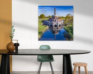 Stoomgemaal Cruquis, Haarlemmermeer van Michel Sjollema