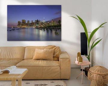 Skyline New York 2 sur Bert Nijholt