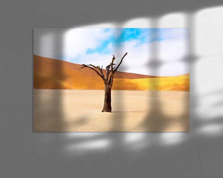 Sfeerimpressie: Kunst in pure vorm...  van Aisja Aalbers