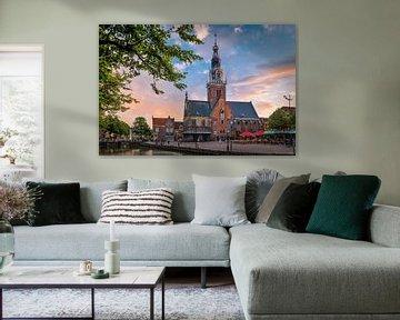 De Waag - Alkmaar van Bart Hendrix