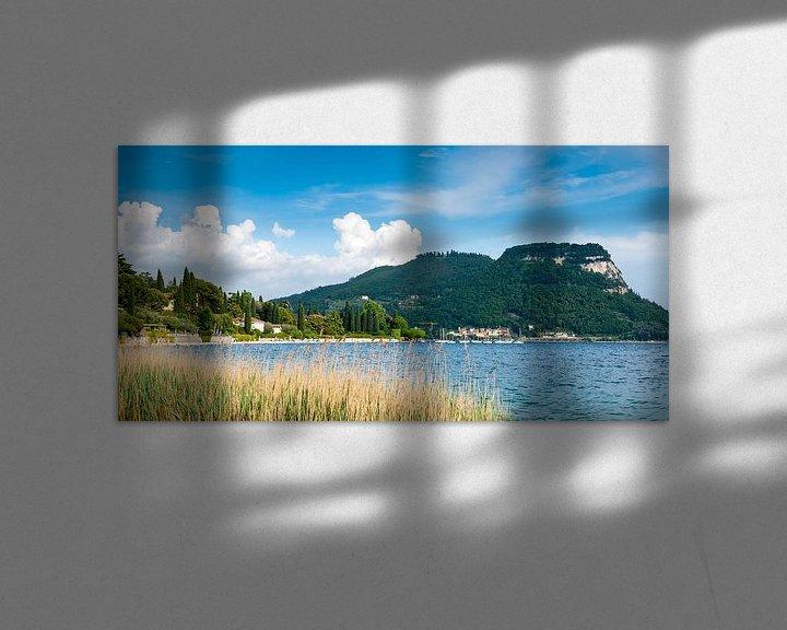 Sfeerimpressie: Garda het Gardameer van Reiner Würz / RWFotoArt