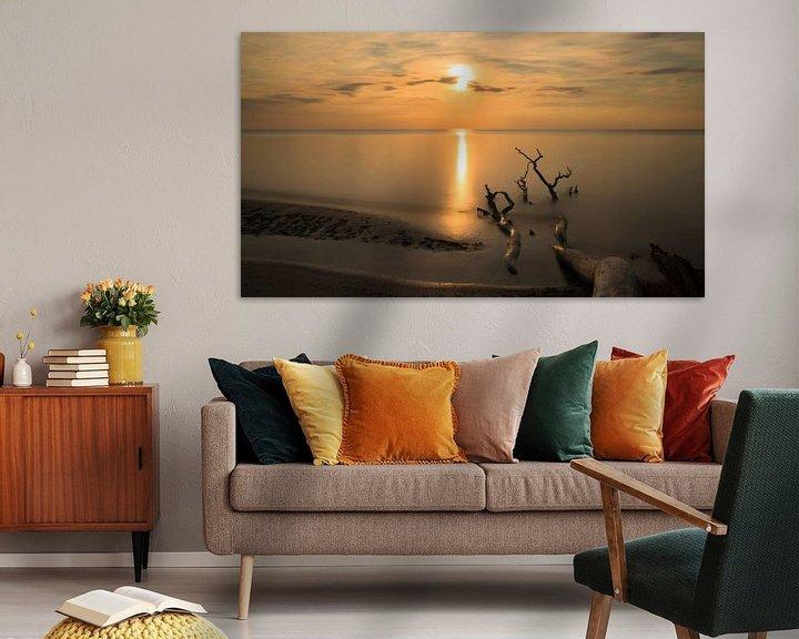 Beispiel: Strand-Stillleben von Annette Sturm