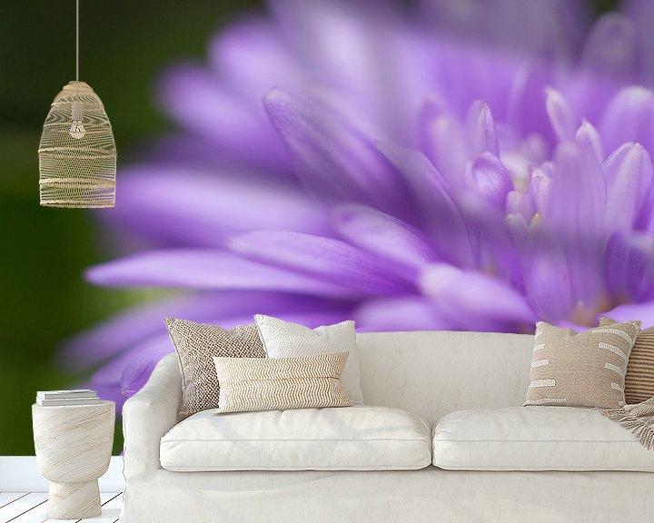 Impression: Purple flower sur Kimberly van Aalten