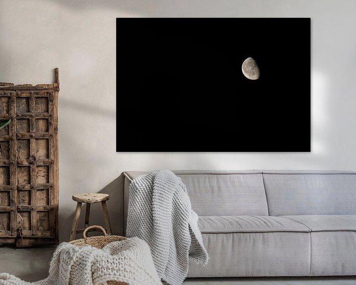 Sfeerimpressie: Gebroken maan van Rianne Fotografeert