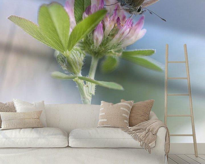 Sfeerimpressie behang: There is light van Bob Daalder