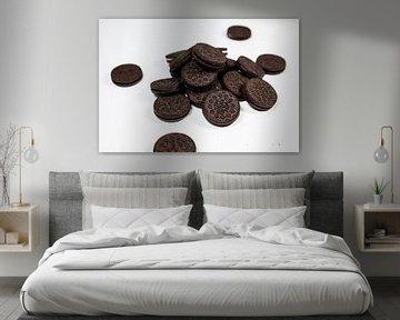 Oreo koekjes van Nina van der Kleij