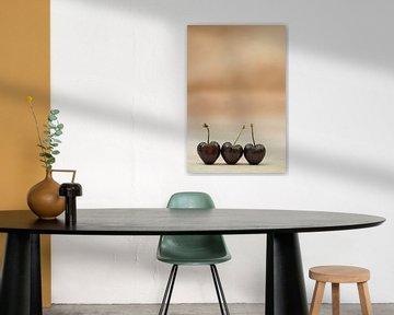 cherries is love... van Hilde Van Hove