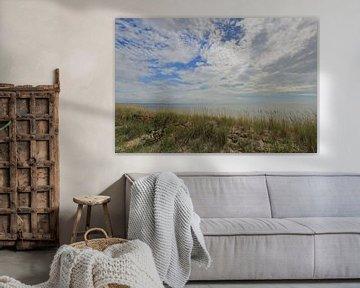 Wattenmeer Ameland von Rinnie Wijnstra