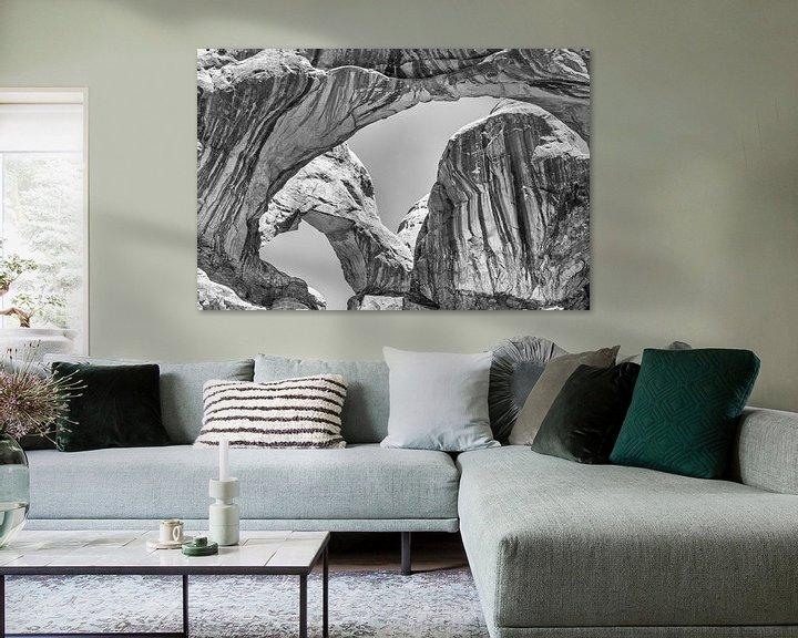 Beispiel: Arches National Park von Loek van de Loo