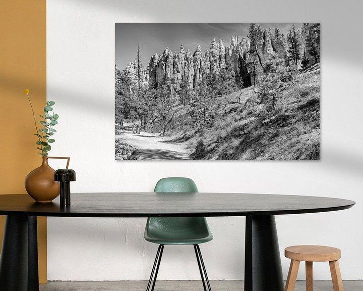Beispiel: Bryce Canyon National Park von Loek van de Loo