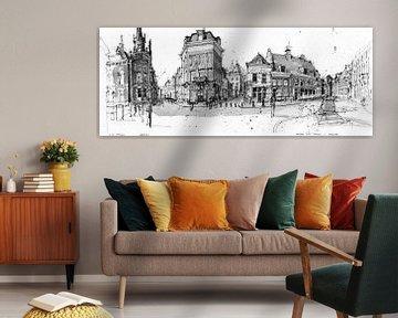 Pausdam, Utrecht van Christiaan T. Afman