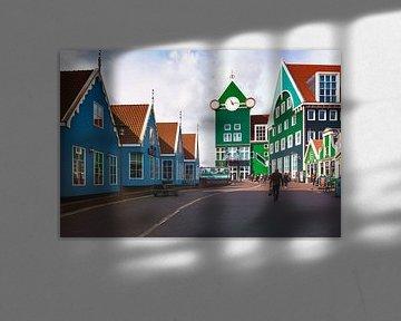 Zaandammer Farben von Jan van der Knaap