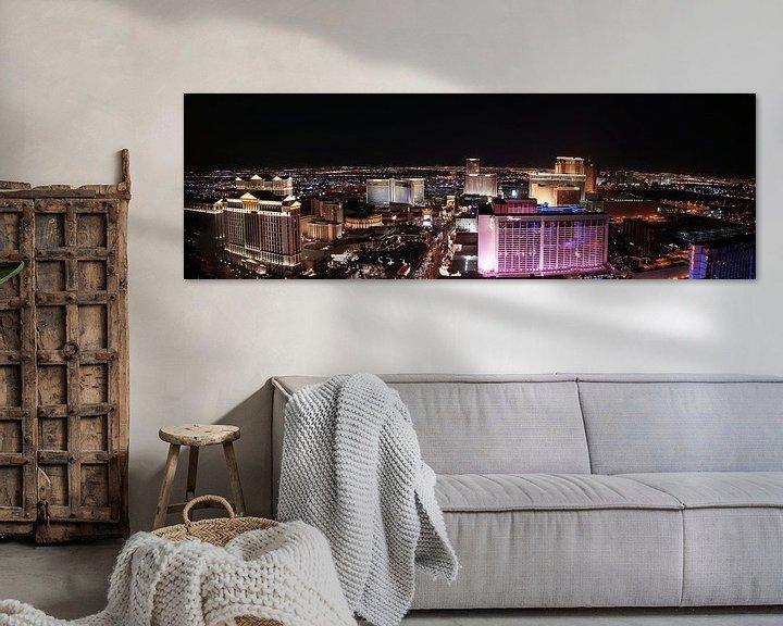 Sfeerimpressie: Las Vegas The Strip van Danny van Schendel