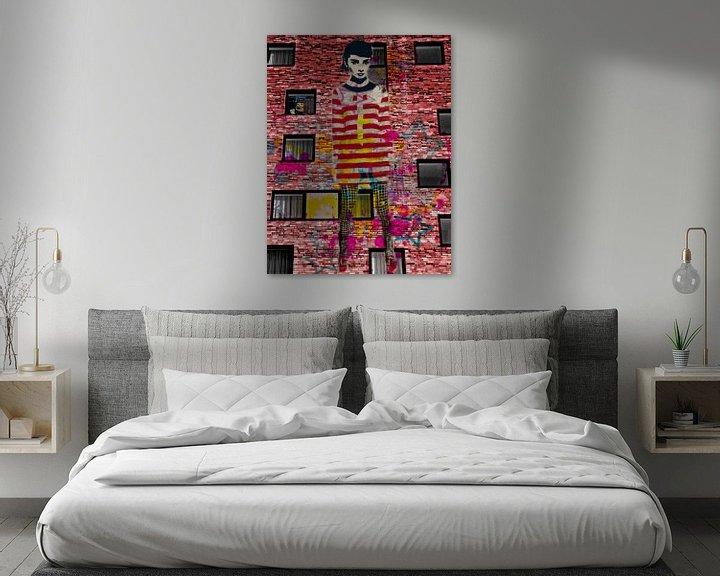 Beispiel: Audrey Hepburn Dadaismus Pop Art Pur von Felix von Altersheim