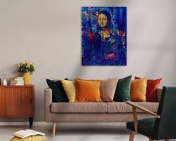 Mona Lisa Dadaismus Pop Art Pur von Felix von Altersheim