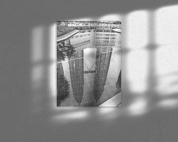 petronas towers van Jaap Baarends