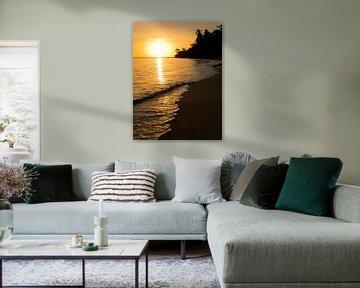 sun down sur Jaap Baarends